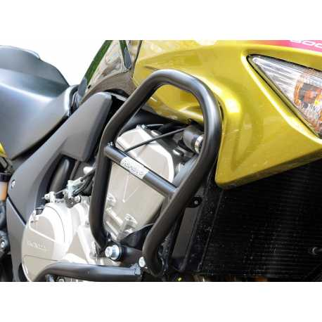Honda CBF600 2008-12 - Crash Frame (Upper Frames Black Dim)