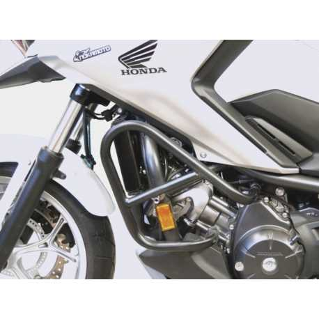 Honda NC750 S 2016+ - Crash Frame (Black Dim)
