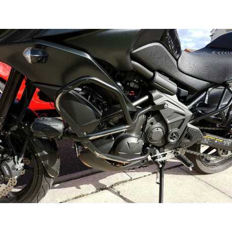 Kawasaki Versys 650 2015+ - Crash Frame (Black Dim)