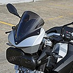 BMW F800R - Fly Screen