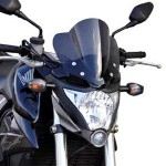 CB1000R - Fly Screen with Carbon Fibre Cowl