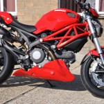 Ducati Monster 696/796 - V Twin Belly Pan