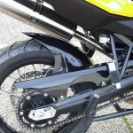 BMW F650GS/F800GS - Rear Hugger (GRP)