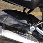 BMW K1200S 2005» - Rear Hugger (GRP)