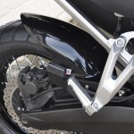 Yamaha XT1200Z Super Tenere 2010on - Rear Hugger (CF)