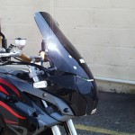 Aprilia Pegaso 650 Strada 05» - Flip-up-Tall Screen