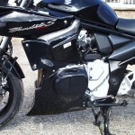 Suzuki Bandit S 1250 K7 2007/08 - Fairing Lowers