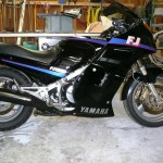 Yamaha FJ1200 1988-90 (3CV) - Fairing Lowers