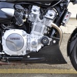 Yamaha XJR 1300 2007» - Standard Belly Pan