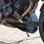 BMW F800R 2010» - Standard Belly Pan