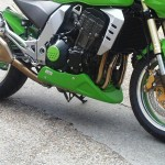 Kawasaki Z750S 2005» - Sports Belly Pan
