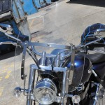 Triumph Thunderbird - Custom Cruiser Screen