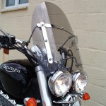 Triumph Rocket III - Custom Cruiser Screen