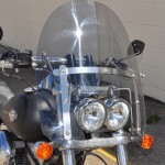 Harley Davidson Fat Bob - Custom Cruiser Screen