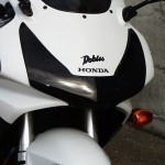 Honda CBR900RR 2002-03 - Headlight Covers