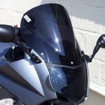 BMW F800S-ST 2006» - Double Bubble Screen