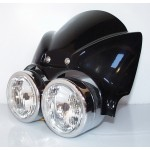 Universal - Light and Fairing Kit Complete
