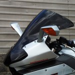 Aprilia Futura - Double Bubble Screen