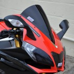 Aprilia RSV4 R + Factory 2009» - Double Bubble Screen