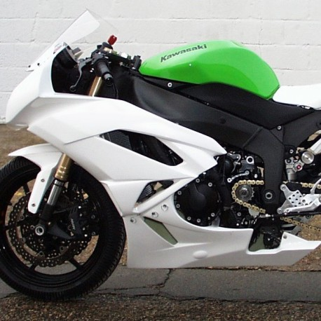 Kawasaki ZX6-R 2009-11 - Full Race Fairing