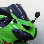 Kawasaki ZX10R 2004-05 - Double Bubble Screen
