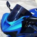 Kawasaki ZX6-RR K1H 2003-04 - Double Bubble Screen