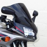 Kawasaki ZRX1200S 2004» - Double Bubble Screen