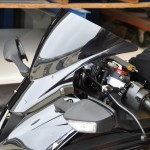 Kawasaki ZX10R 2011 - Double Bubble Screen