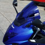Suzuki GSX1250F 2010» - Double Bubble Screen