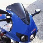 Buell XB9-R Firebolt - Double Bubble Screen