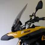 BMW F800/650GS 2008on Flip Up/Tall Screen