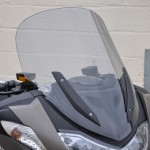 BMW R1200 RT 2004» - Flip-up-Tall Screen