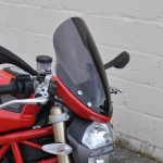 Ducati Monster 796/ 1100 Evo - Flyscreen kit
