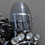 Triumph Bonneville Storm - Custom Cruiser Screen