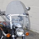 Yamaha XVS1700 Warrior - Custom Cruiser Screen