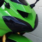 Kawasaki ZX10R 2004-05 - Headlight Covers