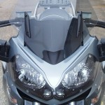Kawasaki GTR1400 2007» - Headlight Covers