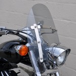 Honda VT1300CX Fury - Custom Cruiser Screen