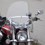 Yamaha XVS950A Midnight Star - Custom Cruiser Screen