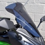 Kawasaki ER6-F 2012on - Flip Up/Tall Screen