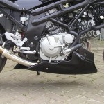 Hyosung GT650 - V Twin Belly Pan