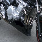 Suzuki GSF650 Bandit 2007+ Water Cooled - Standard Belly Pan