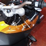 F800GS - Aerofoil kit.