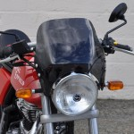 Royal Enfield Continental GT 2013 - Flyscreen kit