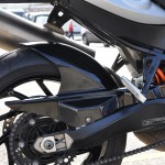 BMW F800R - Rear Hugger (GRP)