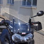 Triumph Tiger 800 - Flyscreen kit