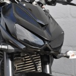 Kawasaki Z1000 2014on headlight cover