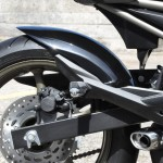 Yamaha XJ- S/F/N Diversion 2009on - Rear Hugger (CF)