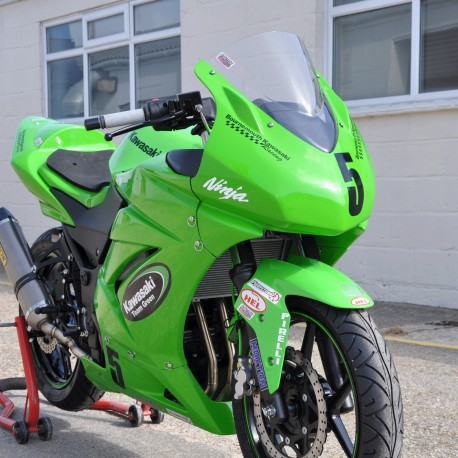 Kawasaki Ninja 250R - Full Race Fairing