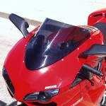 Ducati 848 2008on - Headlight Covers